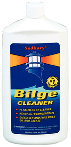 Sudbury Automatic Bilge Cleaner