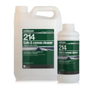 CLINAZUR 214 Sails and canvas cleaner