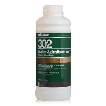 CLINAZUR 302 Leather & plastic cleaner