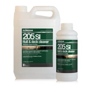 CLINAZUR 205SI Hull & deck cleaner