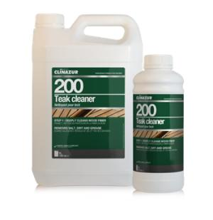 CLINAZUR 200 Teak cleaner
